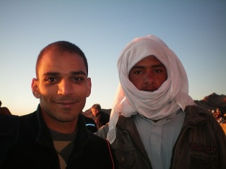 Egyptian Guides Pilgrimage