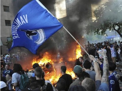 2011 Stanley Cup Riot