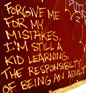 2013 May 17 forgiveness-on-the-wall1