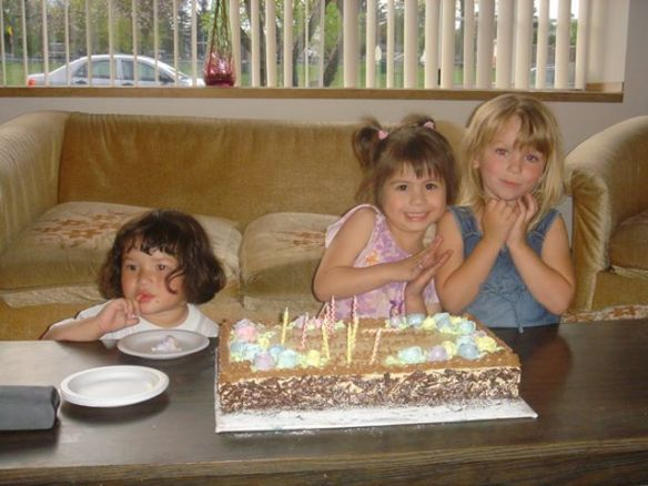 Happy Birthday, Lucy (middle)