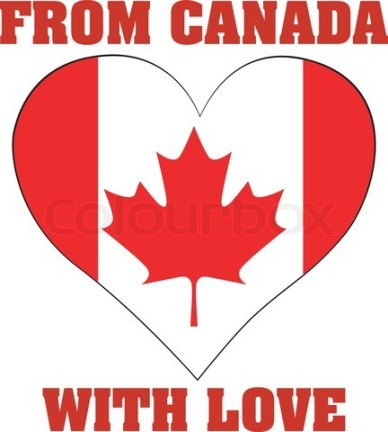 from Canada with love