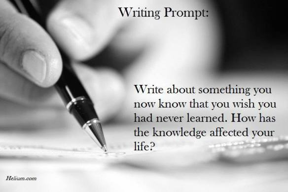 Writing Prompt Monday
