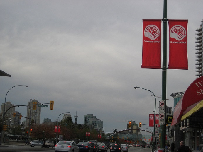 United Way Banners