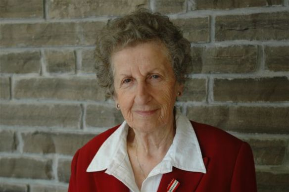Eva Olsson: Canadian Immigrant ~ Holocaust Survivor