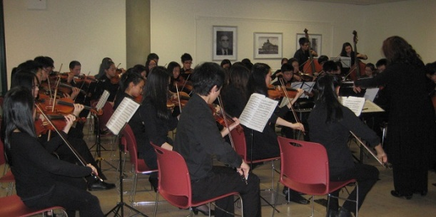 Lord Byng String Orchestra