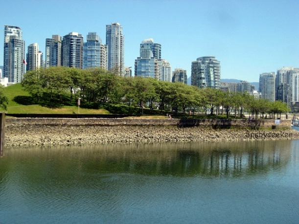 False Creek July 2014