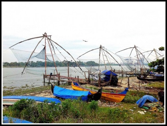 Kochin chinese fishing nets