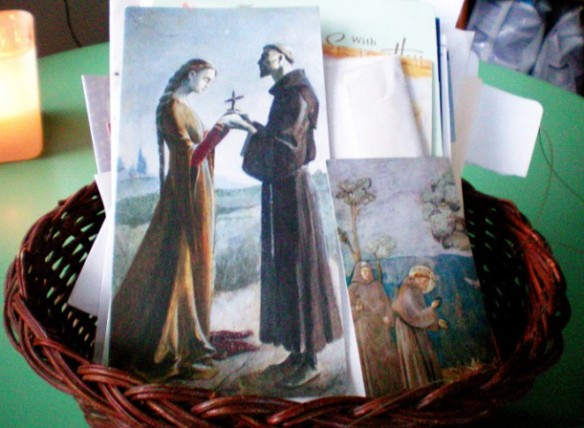 Sts. Francis and Claire