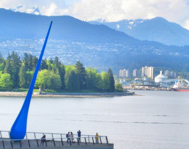 The Drop at Vancouver Convention Centre