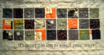 Never too late to mend your ways