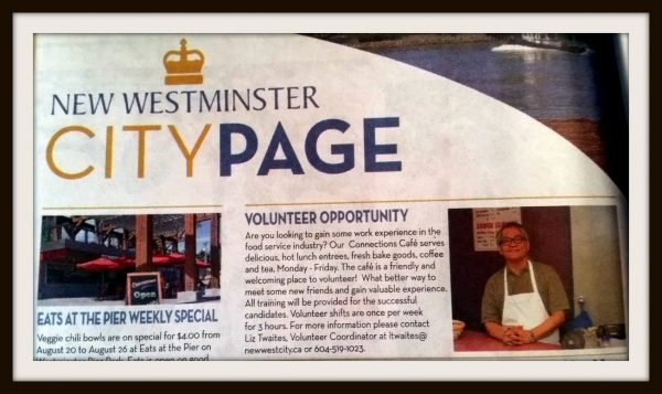 New Westminster City Page