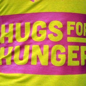 Danger Hugs for Hunger