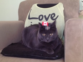 Lucy Loves Canada