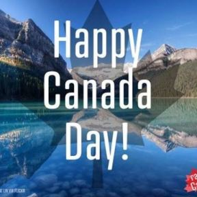 Canada day David Suzuki